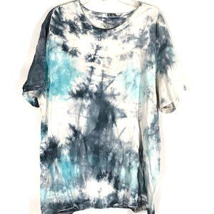 LEE vintage Tie Dye Size extra Large Tee Shirt XL